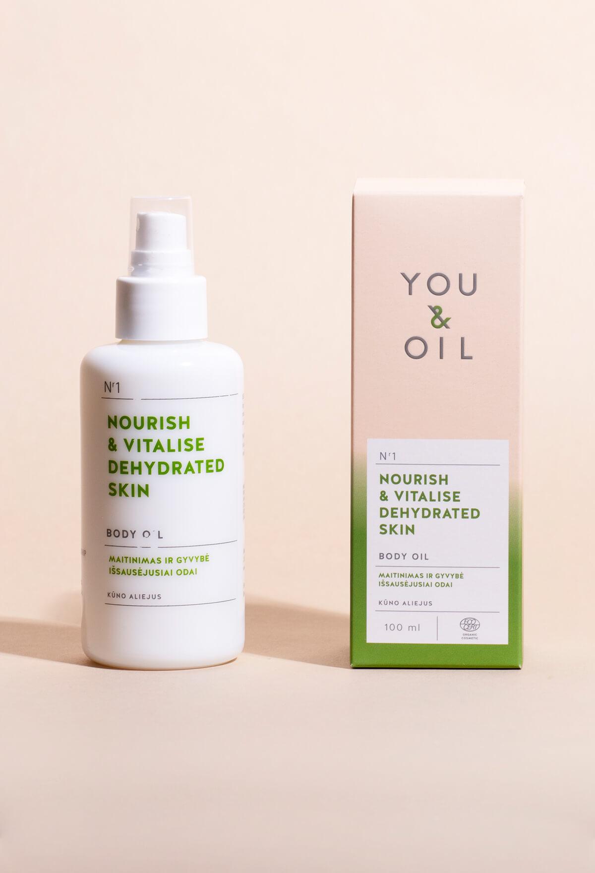 1301Nourish & Vitalise Dehydrated Skin