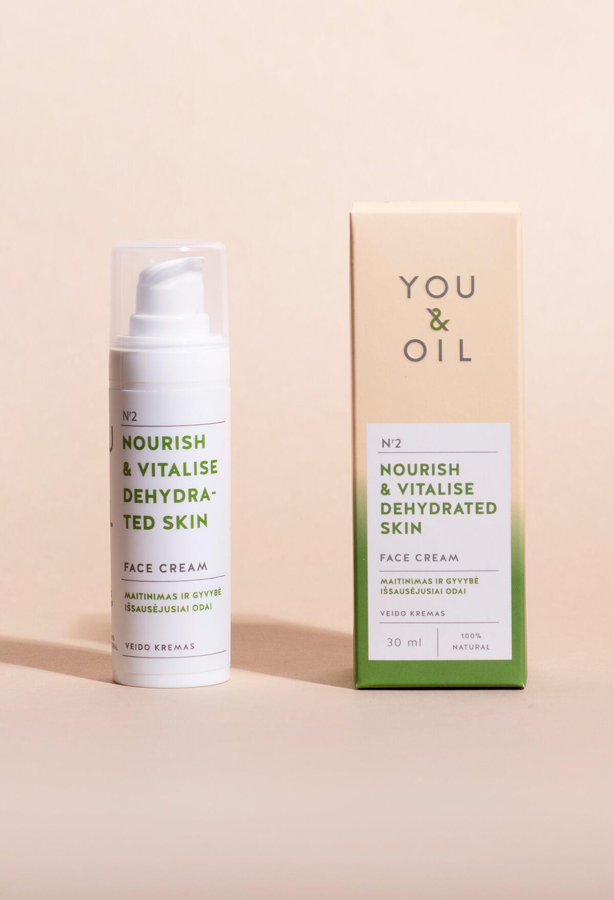 1291Nourish & Vitalise Dehydrated Skin