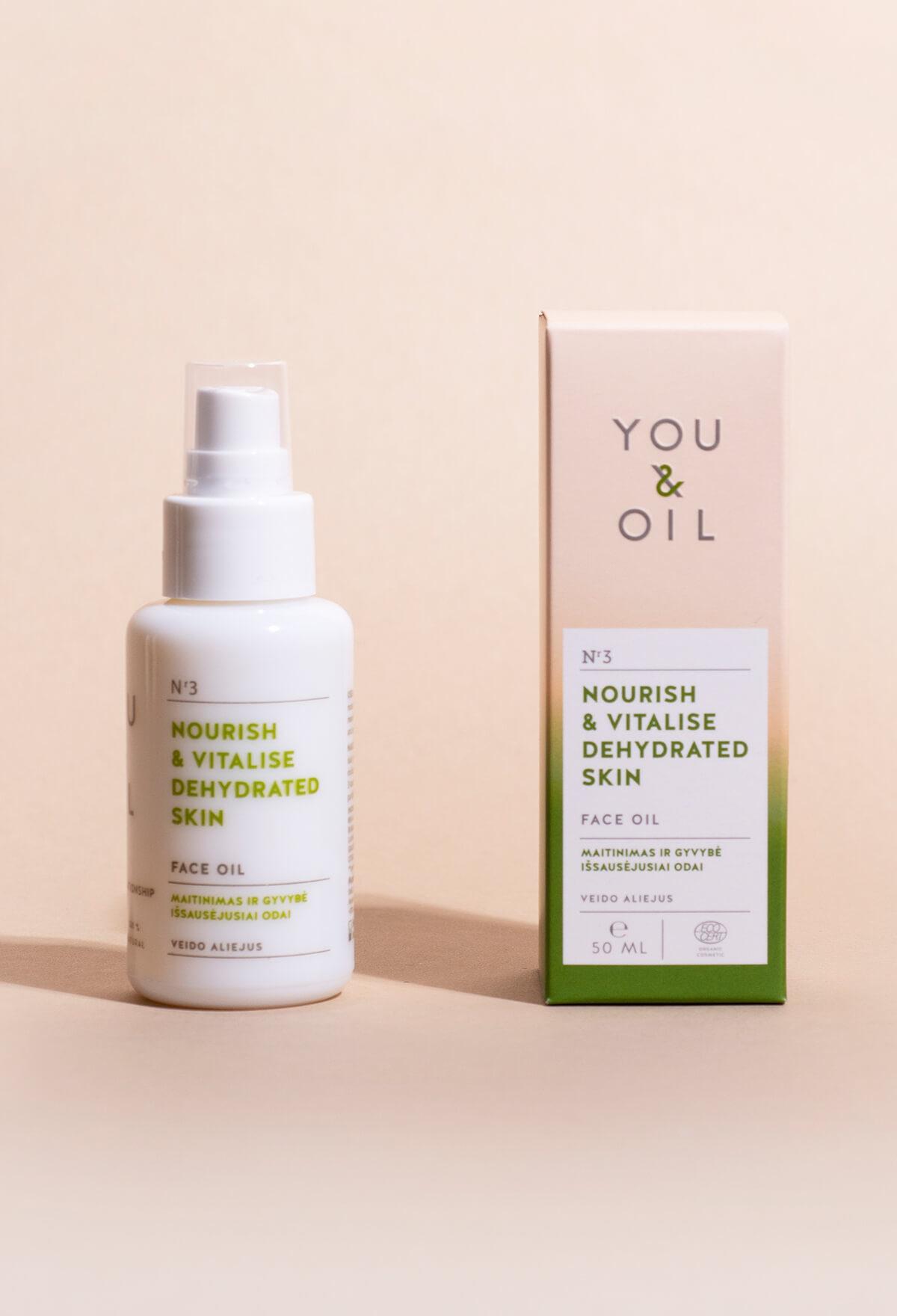 1286Nourish & Vitalise Dehydrated Skin