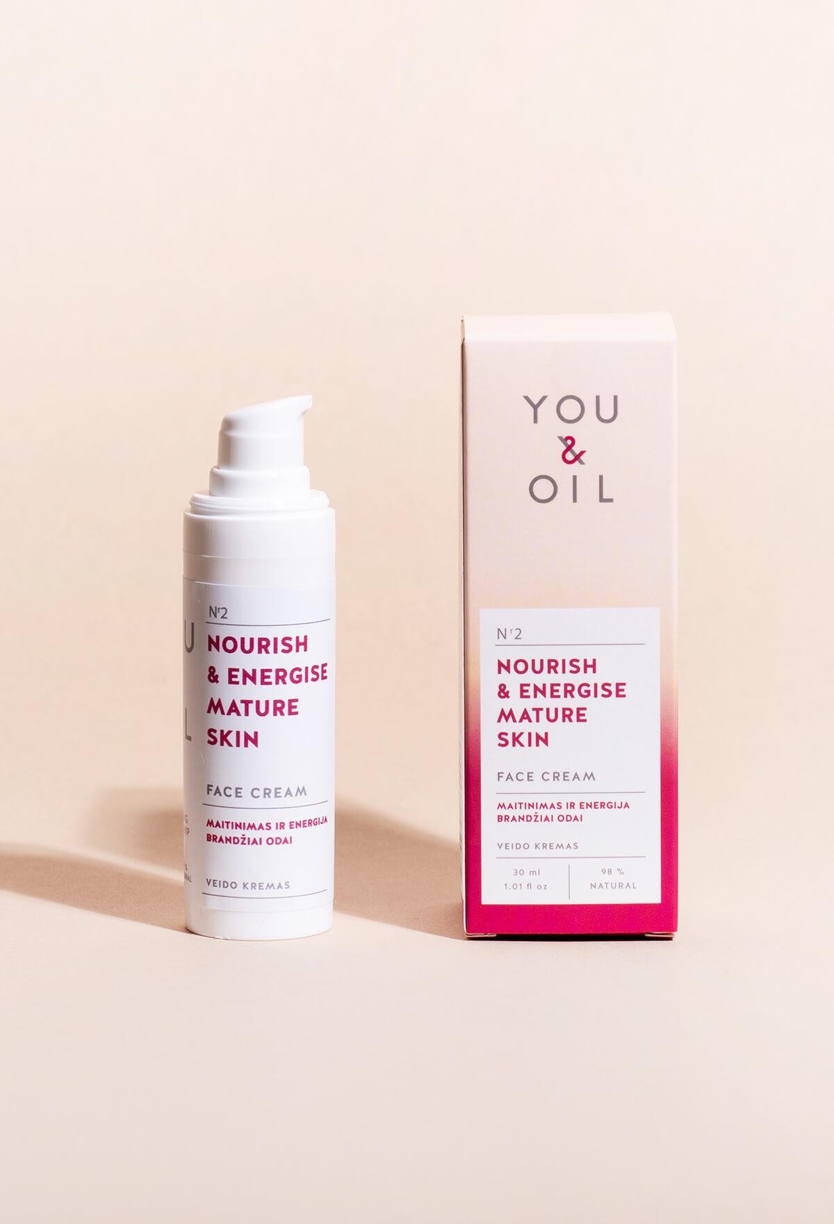 1290Nourish & Energise Mature Skin