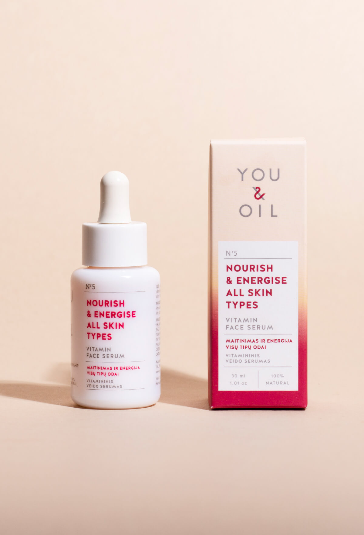 1294Nourish And Energise All Skin Types