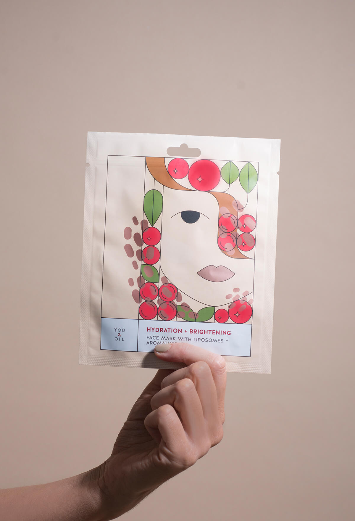 1849Hydration And Brightening Sheet Mask