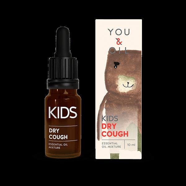 1242KI Kids-Dry Cough