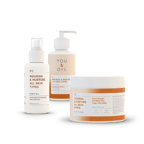 12421Nourish & Nurture All Skin Types