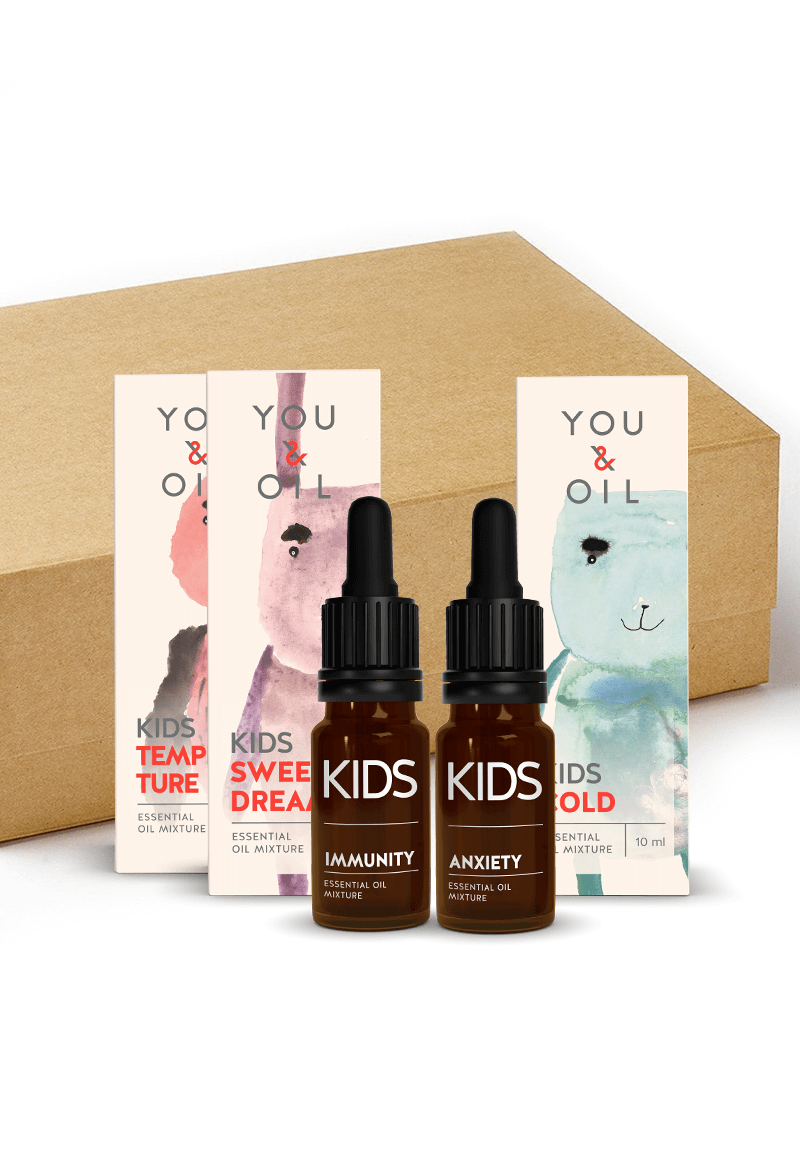 13793Kids Wellness Box